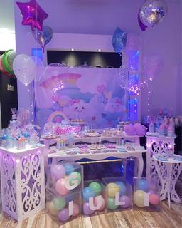 Estructura - Lona Para Candy Bar - Alquiler