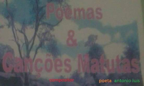 Livro De Poesia E Letras De Musicas