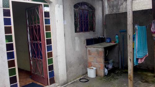 Casa 2 Qtos, Sala, Cozinha, Banheiro, Área De Serviço, Sem Vaga - 1252