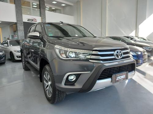 Toyota Hilux 2.8 Srx 4x4 Aut - Car Cash