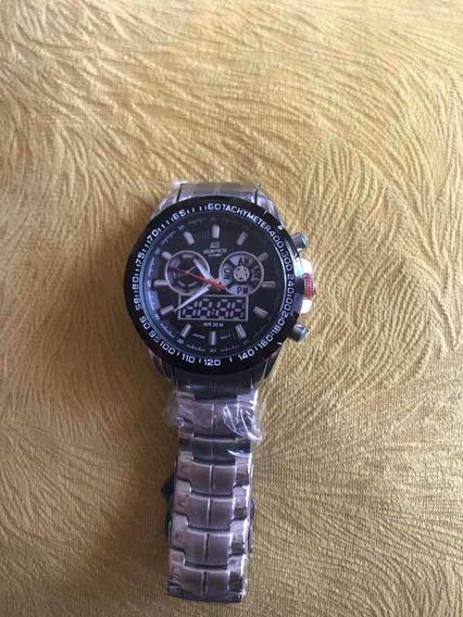 Relógio Casio Edifice Wr 30 M