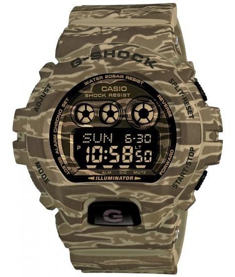 Relógio Casio Gd-x6900cm-5dr Masculino Verde - Refinado