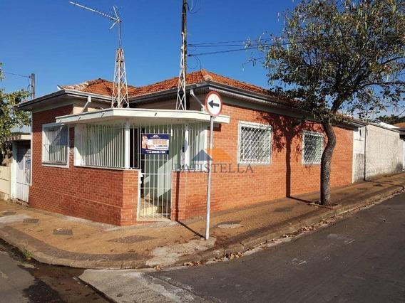 Casa Com 2 Dormitórios À Venda, 126 M² Por R$ 350.000 - Vila Cristóvam - Limeira/sp - Ca0945