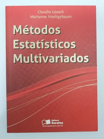 Metodos Estatisticos Multivariados