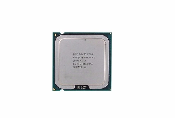 Processador Intel Pentium Dual-core E2140 1.60ghz, + Cooler