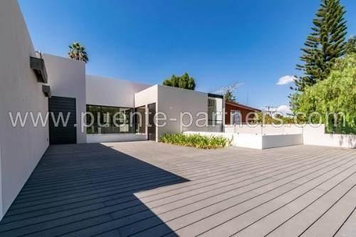 Increíble Casa En Venta En Lomas De Tecamachalco