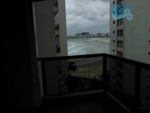 Imagem 1 de 18 de Apartamento À Venda, Praia Das Pitangueiras - Guarujá - Ap3852