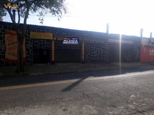 Imagem 1 de 4 de Salão Comercial Em Km 18  -  Osasco - 40745