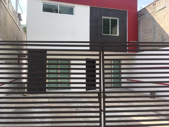 Casa Estilo Minimalista En La Zona Sur De Villahermosa Tab