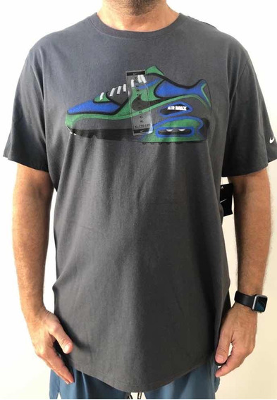 Remera Nike Air Max 35th Aniversario Talle:xl Nueva Y Orig