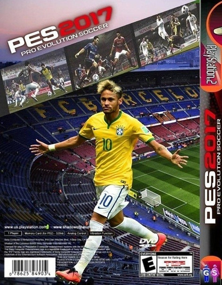 Pes2017 + Fifa 14 Patch Play2