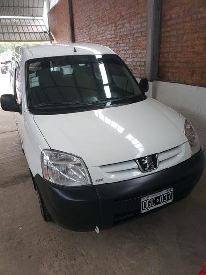 Peugeot Partner 1.6 Hdi Furgon Confort (agencia Todo Camion)