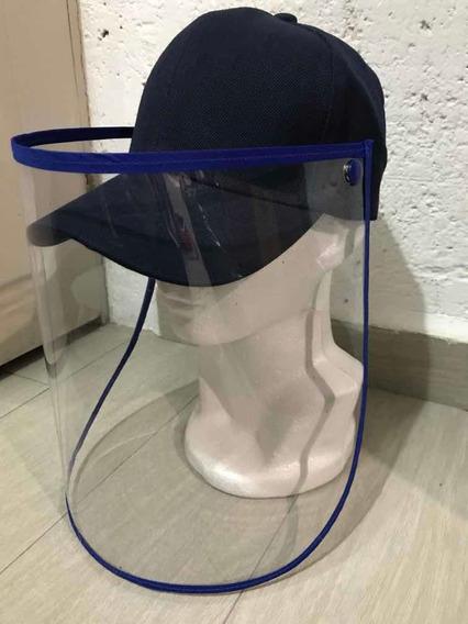 Gorra Careta Protector Facial Adulto Cubrebocas Tapabocas