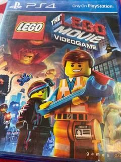 Juego Ps4 The Lego Movie Usado Buen Estado