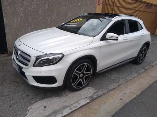 Mercedes-benz Classe Gla 2017 2.0 Sport Turbo 5p