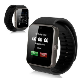 Smartwatch Relógio Bluetooth Celular Android iPhone Ios Gt08
