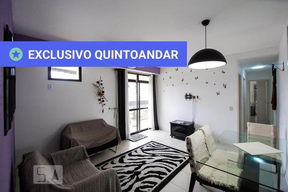 Apartamento No 5º Andar Com 2 Dormitórios E 1 Garagem - Id: 892965605 - 265605