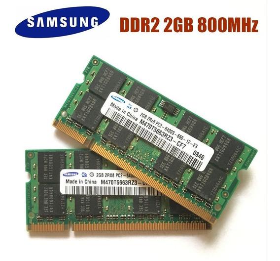 Memória Ddr2 2gb Original Acer Aspire 5050