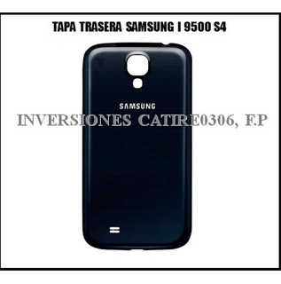 Tapa Trasera Samsung S4, S4 Mini, S5, J1, J5 (2 Vrd)