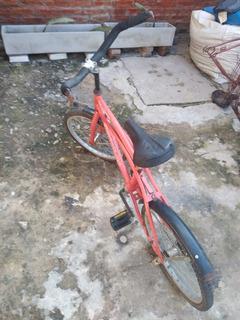 Bicicleta Rodado 20 En Óptimas Condiciones