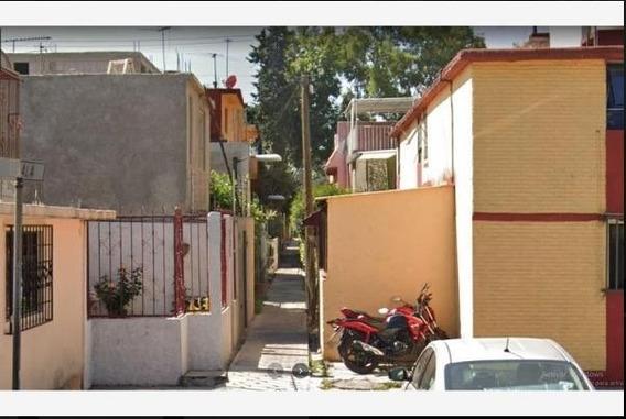 Casa En Culhuacán Ctm Croc Mx20-jg4642