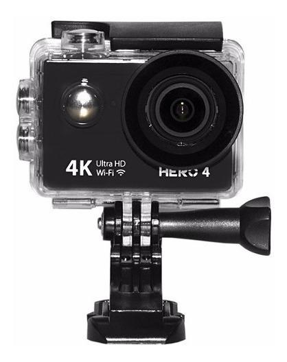 * Camera Goal Pro Hero 4 Black 4k Lcd Wifi Brinde 32gb