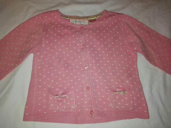 Sweaters Zara Para Niñas Talla 18-24meses S2