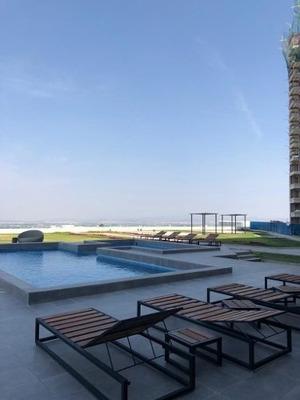 Renta De Departamento En Cima Towers, Vista Panorámica, 90 M2, En Un 4 Y 5 Piso.