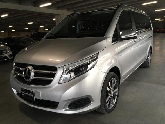 Mercedes Benz V250 Avantgarde Aut. 2018 Plata