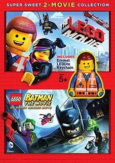 Dvd : The Lego Movie / Lego Batman: The Movie: Dc Super ...