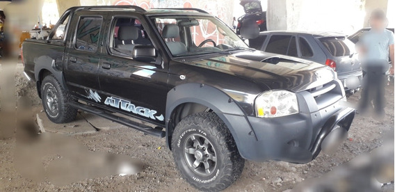 Nissan Frontier 2.8 Xe Cab. Dupla 4x2 4p 2007