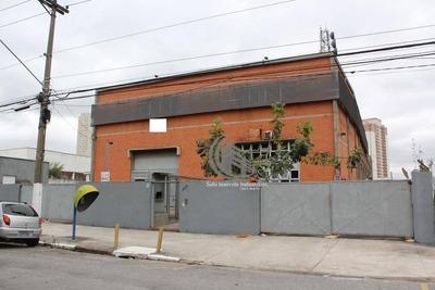 Galpão Industrial Com Doca Para Alugar Em Jaguaré - São Paulo/sp - Ga0288