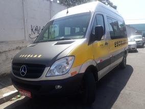 Mercedes-benz Sprinter Van 2.2 Cdi 415 Teto Alto Luxo 2014