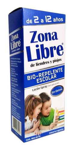 Zona Libre Biorrepelente X 1 Estuche. Directo De Fábrica.