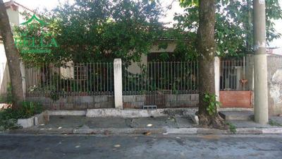 Terreno Residencial À Venda, Vila Piauí, São Paulo. - Te0036