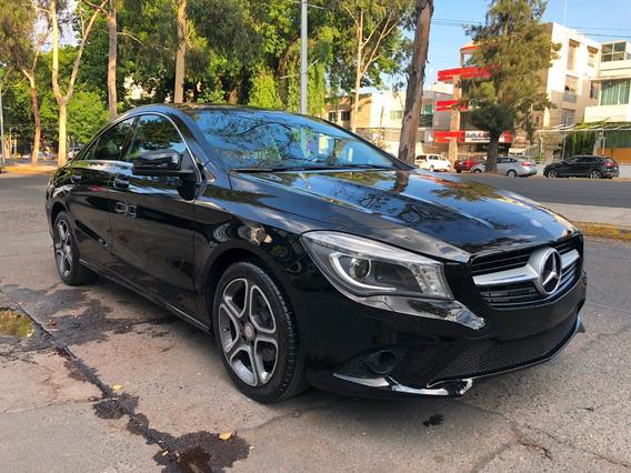 Mercedes Benz Cla Cgi 200 Sport Año 2015