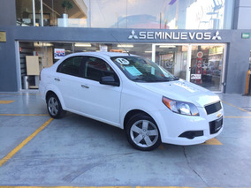 Chevrolet Aveo Lt Paq B Tm