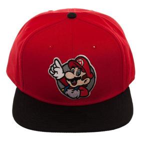 Gorra Roja Mario Nintendo