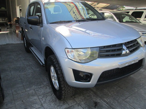 L200 Doble Cabina Impecable 2014