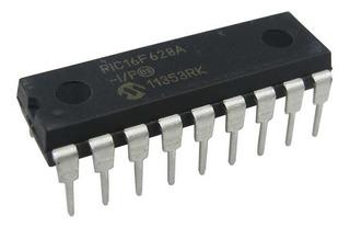 Microcontrolador Pic16f628a Pic 16f628a 16f 8bits 18pines