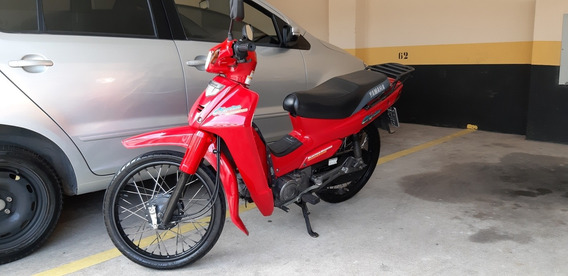 Yamaha Crypton 105t Vermelha 2001
