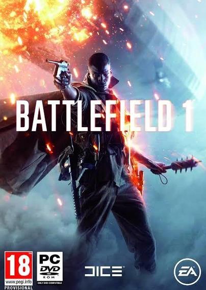 Battlefield 1 Pc Origin Envio Imediato!