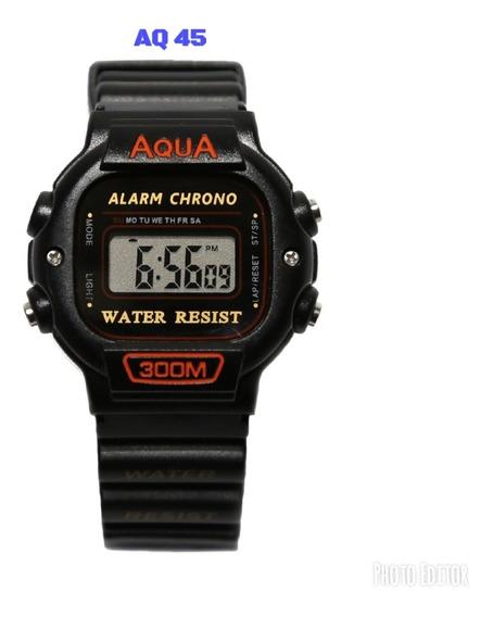 Relógio Bolsonaro Masculino Aqua Prova D