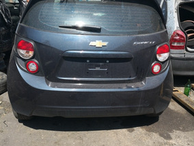 Chevrolet Sonic 1.6 Lt At 5 P 2016