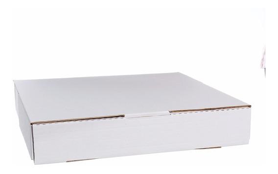 Caixa De Papelão Para Doces Ou Salgados 40x40x7 N° 5 A 50und