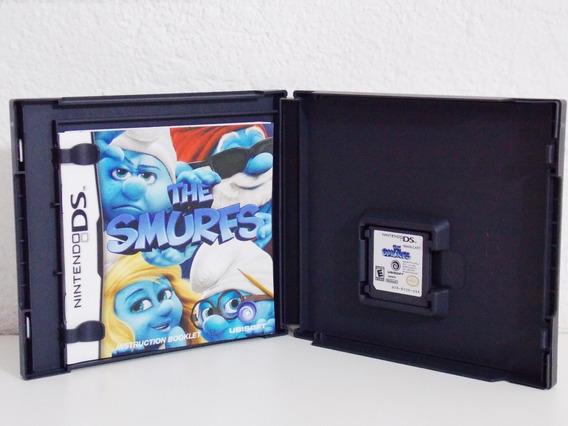 The Smurfs Nintendo Ds Original