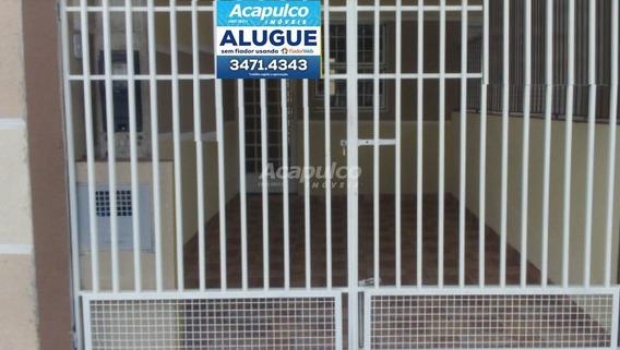 Casa Para Aluguel, 2 Quartos, 1 Vaga, Parque Nova Carioba - Americana/sp - 11028