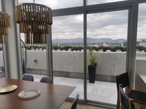 Imagen 1 de 9 de Penthouse En Nuevo Polanco En Venta