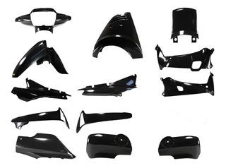 Kit Plasticos Honda Wave 100 T/ Original Pintado Bi Capa M G
