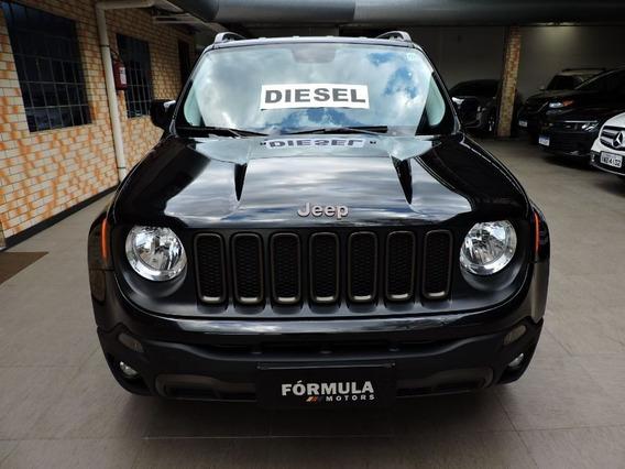 Jeep Renegade 75 Anos 2.0 4x4 Diesel 2017 Preta